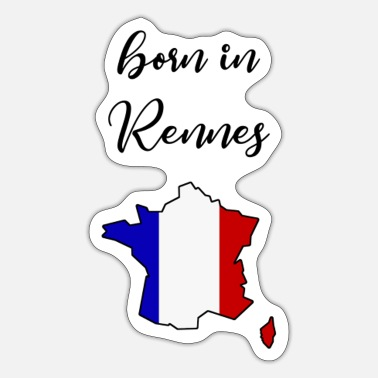 Renner Rennes - Sticker