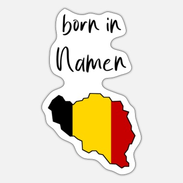 Name Namen - Sticker