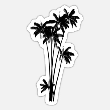 Palmen Palme Palm - Sticker