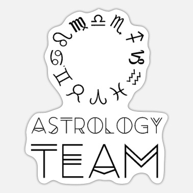 Astrologi Astrologi team - Sticker