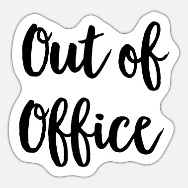 Office office - Sticker