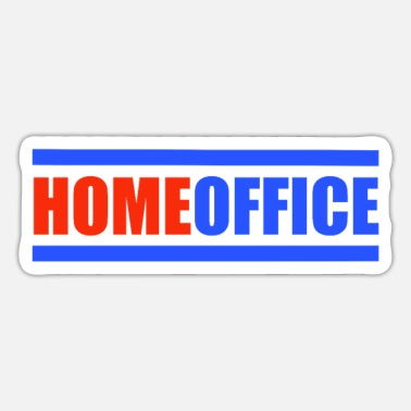 Home Officer Home office Home office Home office - Sticker