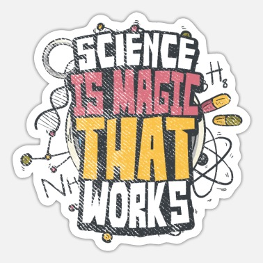 Science Student Science student - Sticker