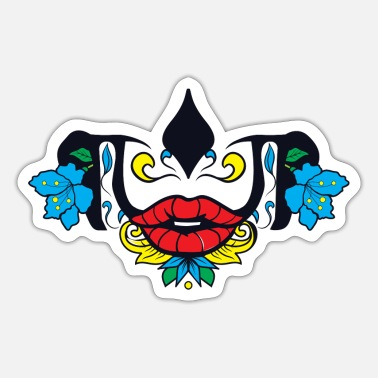 Mouthguard - Sticker