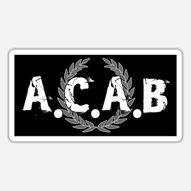 ACAB Sticker - Sticker