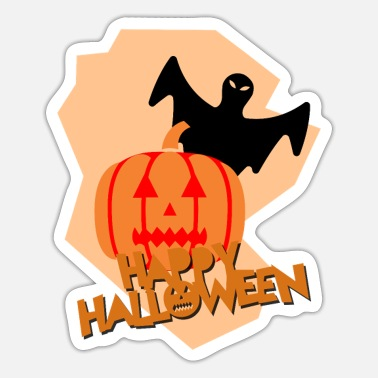 Happy Halloween - Sticker