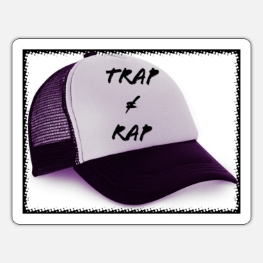 Rapper RAP - Sticker
