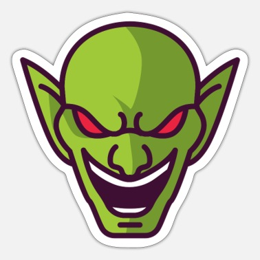 Goblin Goblin - Sticker