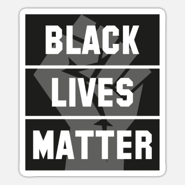Black Lives Matter - Sticker