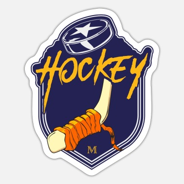 Emblem hockey-emblem - Sticker
