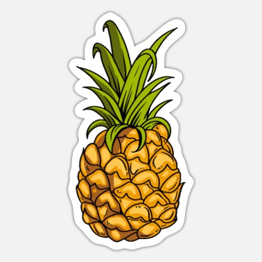 Ananas Ananas - Sticker