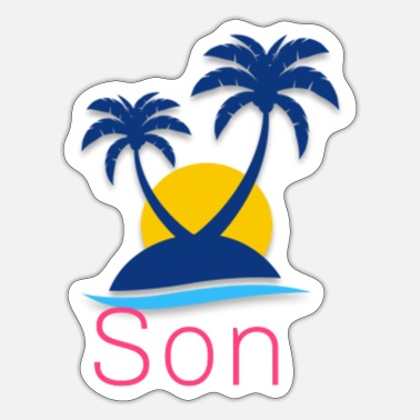 Son son - Sticker