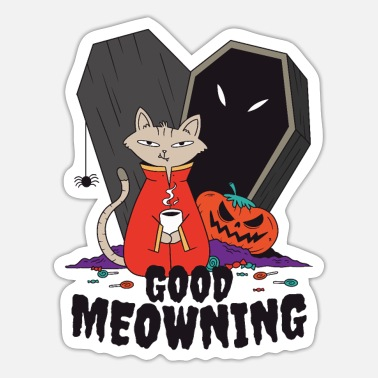Cool Motief Halloween cool motief - Sticker