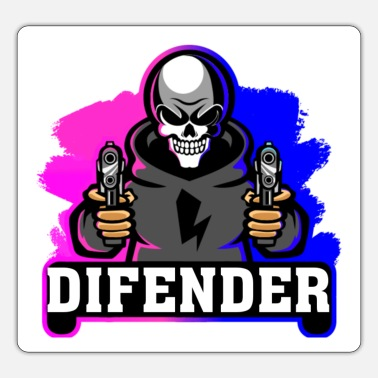 Defender DEFEND - Sticker