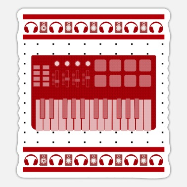 Dubstep Producent / Beat Producer - Sticker