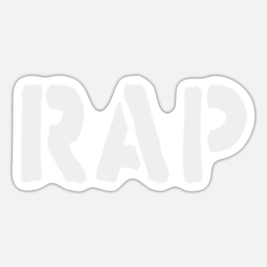 rap music - Sticker