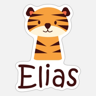 Elías Elias - Sticker