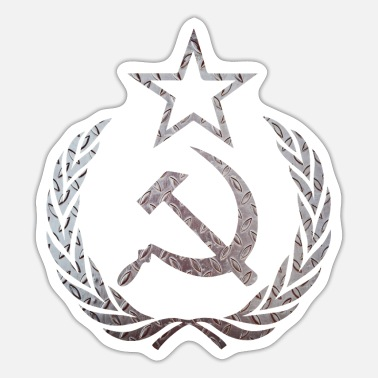 Russisch Russisch - Sticker