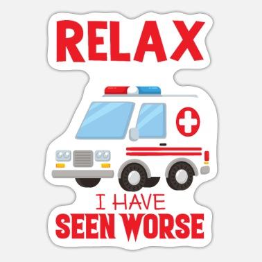 Applikation krankenwagen   Etsy