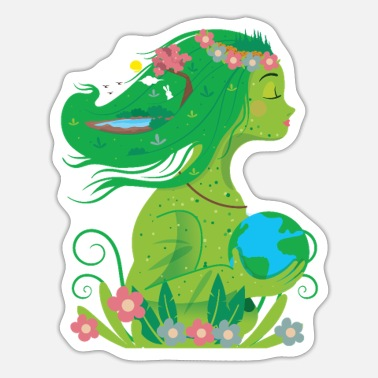 Nature Nature: Mother Nature - Sticker