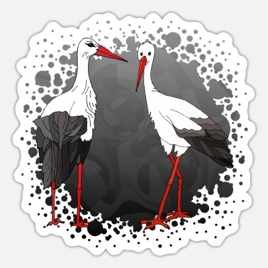 Nature Storks - Sticker