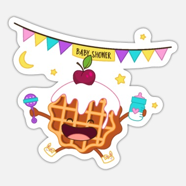 Baby Shower baby shower - Sticker