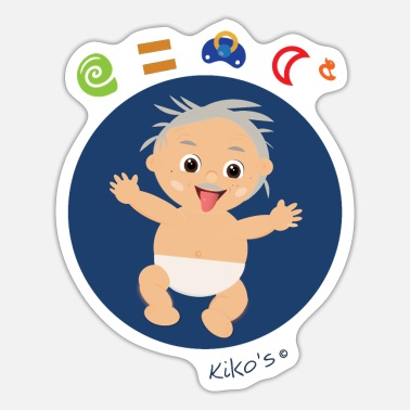 Kiko savant - Sticker
