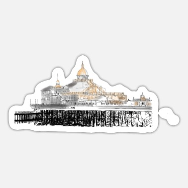 Pier Eastbourne Pier - Sticker