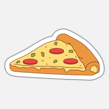 Pizza - Sticker