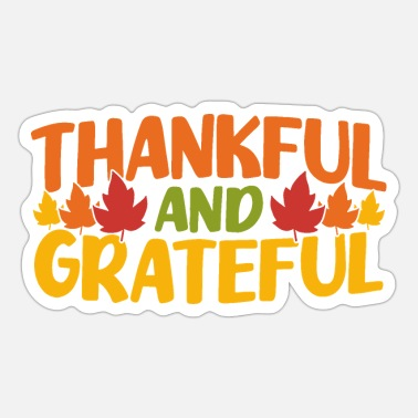 Recognition Recognition and gratitude - Sticker
