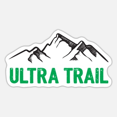 Trail Ultra Trail - Sticker