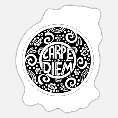 Carpe Diem - Sticker