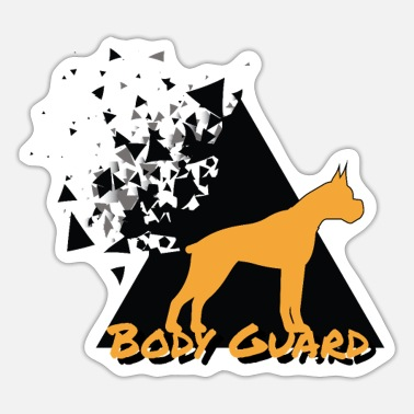 Great Dane Dogs dog training great dane pet dog dog love - Sticker