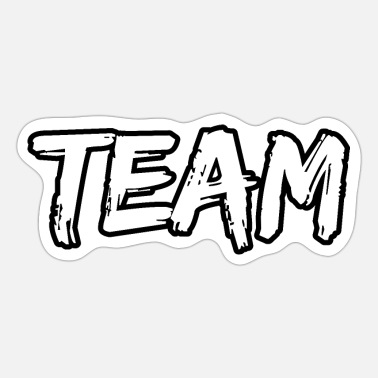 Team team - Sticker