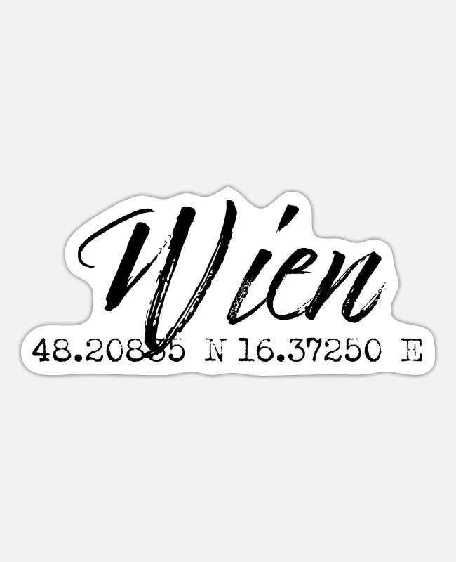 Wenen Stickers - Wenen - Sticker mat wit