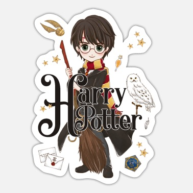 Harry Potter éléments - Autocollant