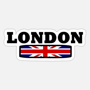London London - Sticker