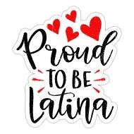 Une latina en cadeau