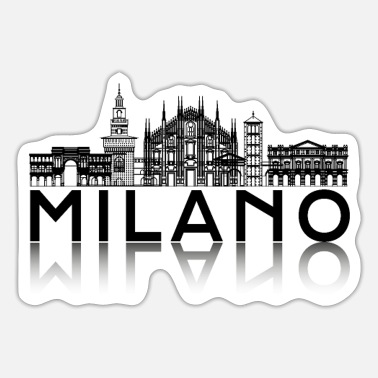 Milano Milano - Sticker