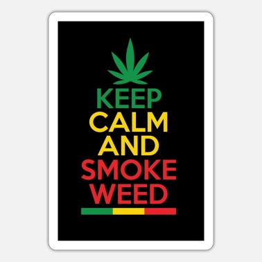 Smoke weed - Sticker