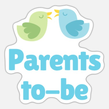 Parents parents to-be - Sticker
