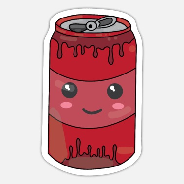 Beverage Beverage can - Sticker