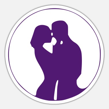 Couple Couple - Sticker