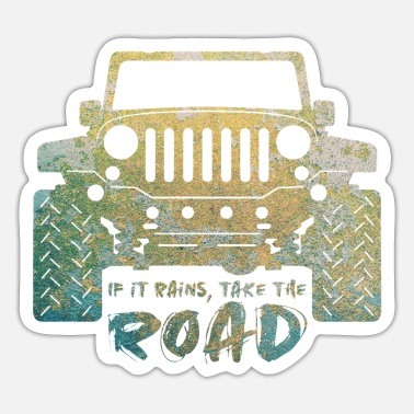 Jeep Jeep - Sticker