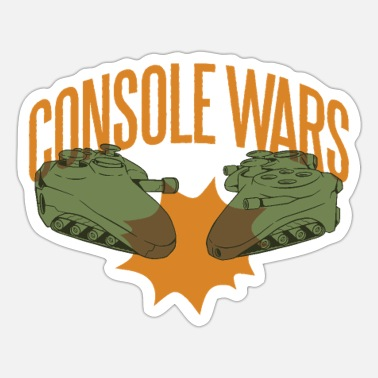 Console Console War - Sticker