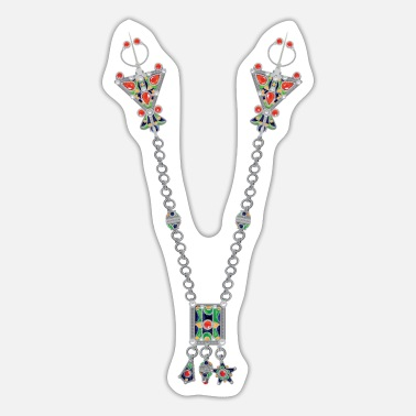 Jewelry Kabyle jewelry - Sticker