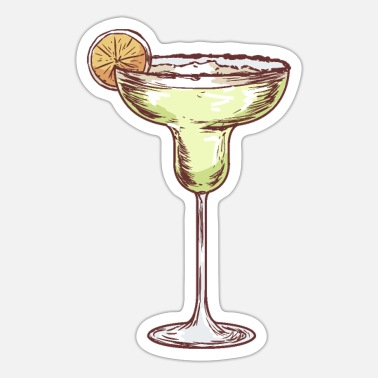 Liquor Liquor Drink - Sticker