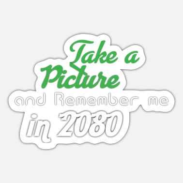 Picture Picture in 2080 - Sticker