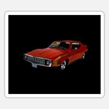 Muscle Car Muscle car - Sticker