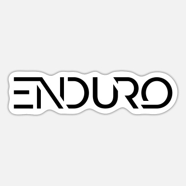 Tb Enduro finish - Sticker